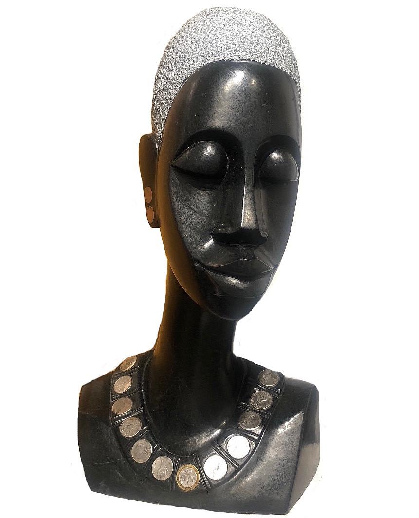 Elegant Woman by Joe Mutasa
