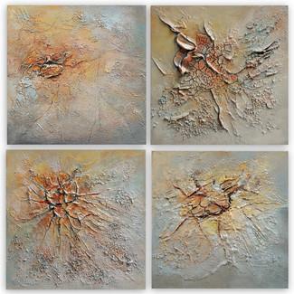Terra Set (Terra I, III, II and IV)