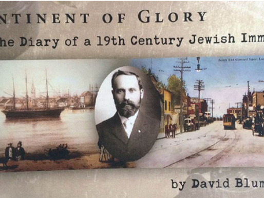 Finding David Blumenfeld: A Rediscovered Diary Reunites a Family with Its History