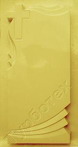 форма для стелы мрамор 102