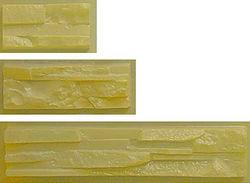Фасадный камень форма пластик ПВХ АБС 7