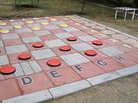 Тротуарная плитка Шахматное поле