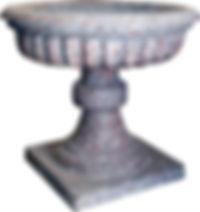 Ваза бетон Тамара-2