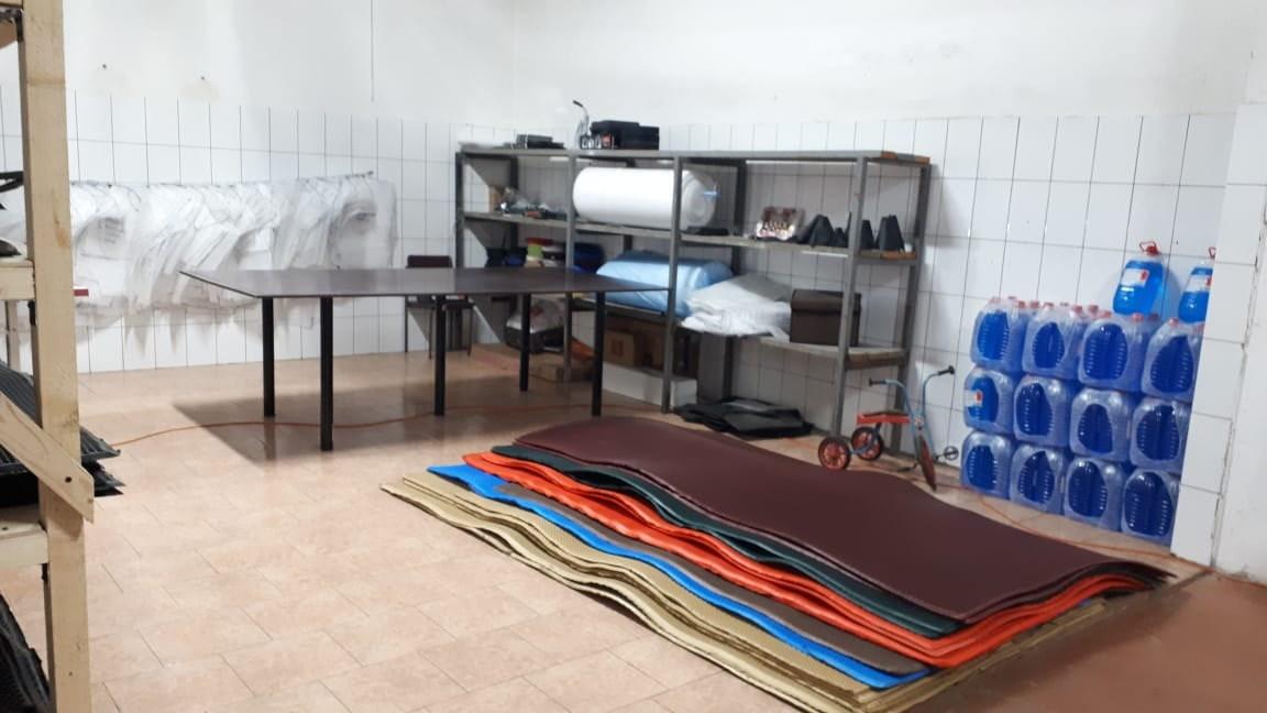 EVA OREL - производство ЭВА ковриков в Орле 6