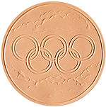Тротуарная плитка Олимпиада 1