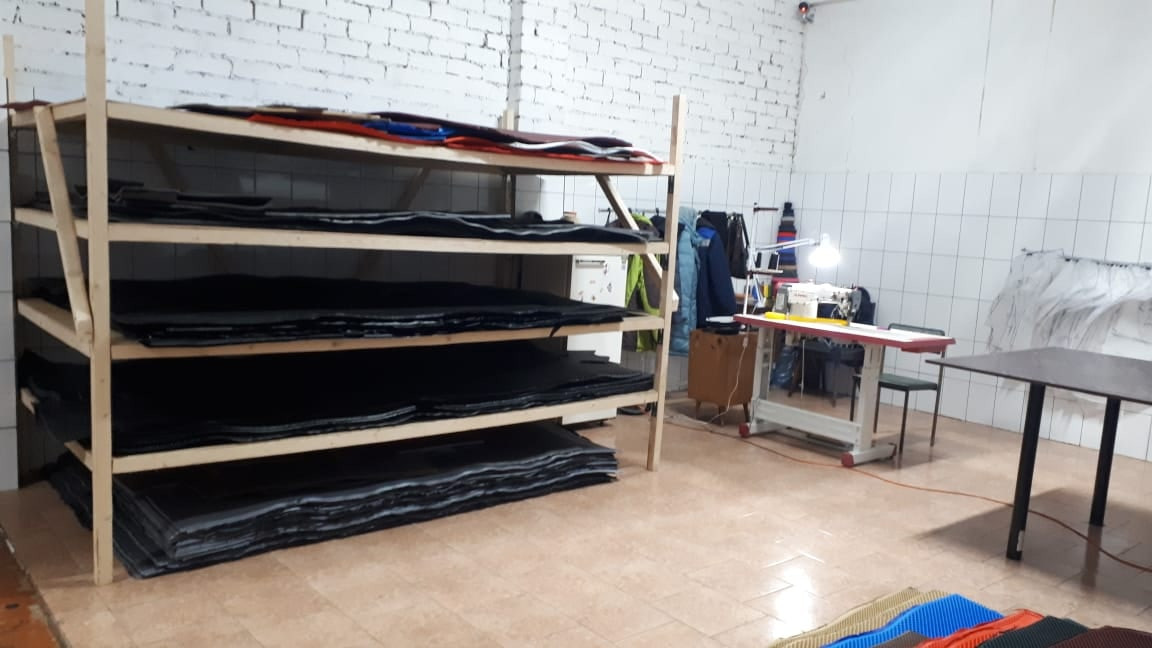 EVA OREL - производство ЭВА ковриков в Орле 5
