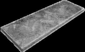 Подоконник плита форма пластик ПВХ АБС 1