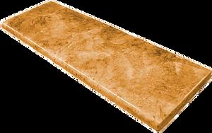 Подоконник плита форма пластик ПВХ АБС 2