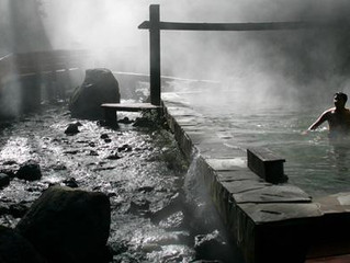 The Perfect Season for Hot Springs in Pucón