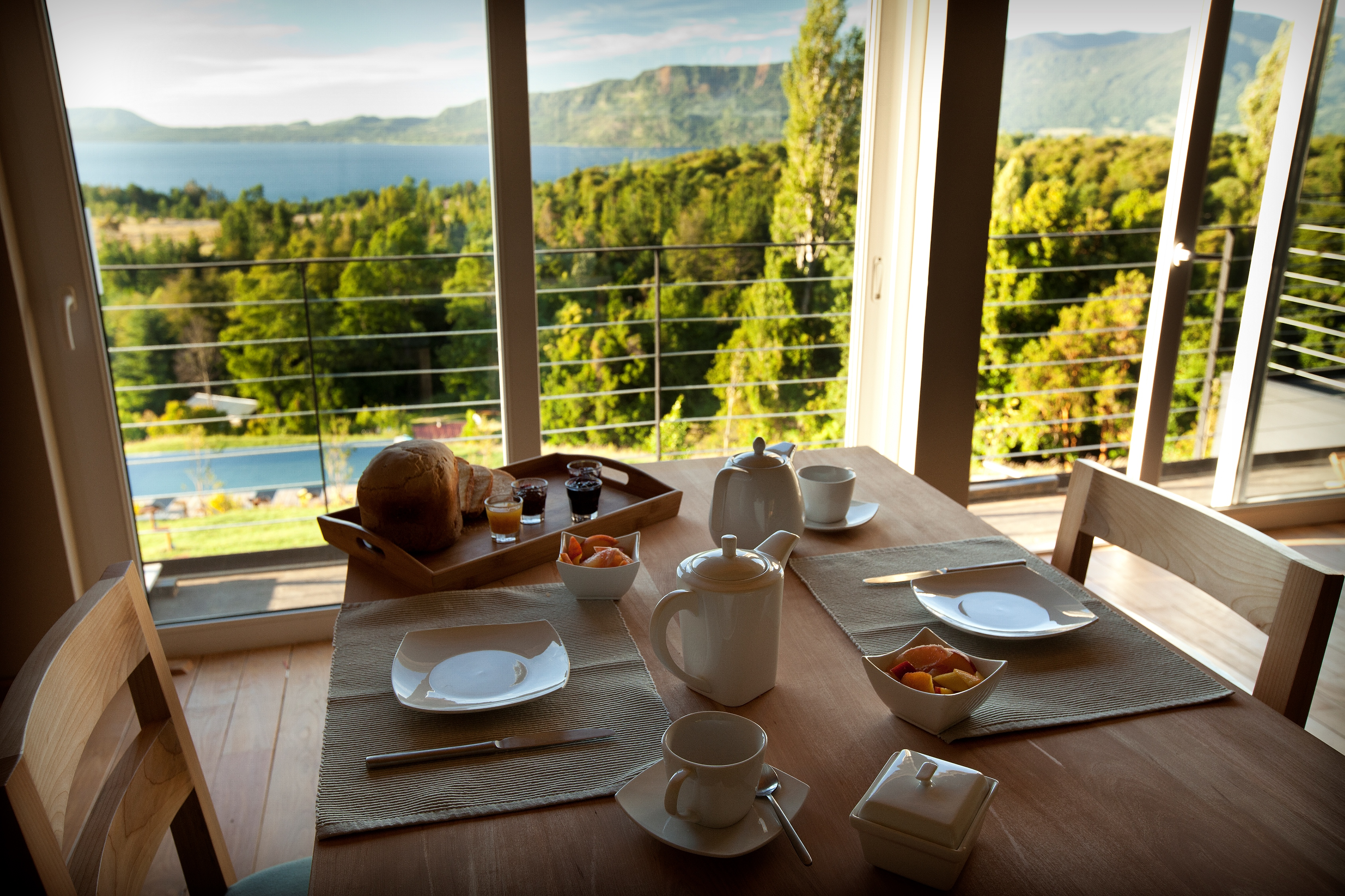 Lake Lodge Hotel Pucon_Breakfast