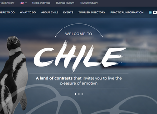 Double international award recognition for Chile