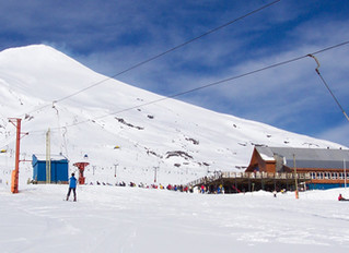 Skiing and Winter Sports around Pucón