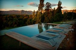 Lake Lodge Hotel Pucon_Pool & View
