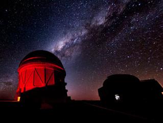 Observar las estrellas en Chile