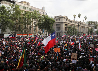 How to explain the actual crisis in Chile?