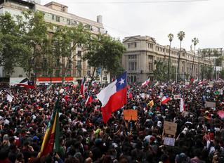 Como explicar la crisis actual en Chile?