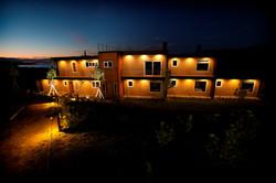 Lake Lodge Hotel Pucon_Hotel Night