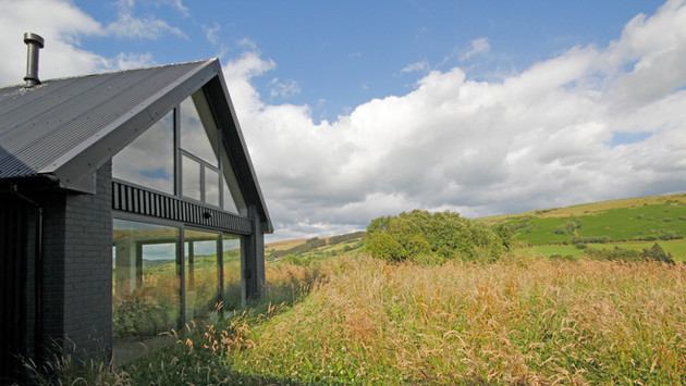 West wales summer house