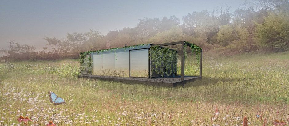 Planning Approved | 5x ECO Cabins