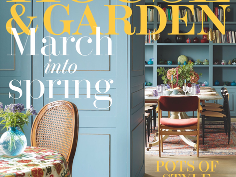 House and Garden - March 2021