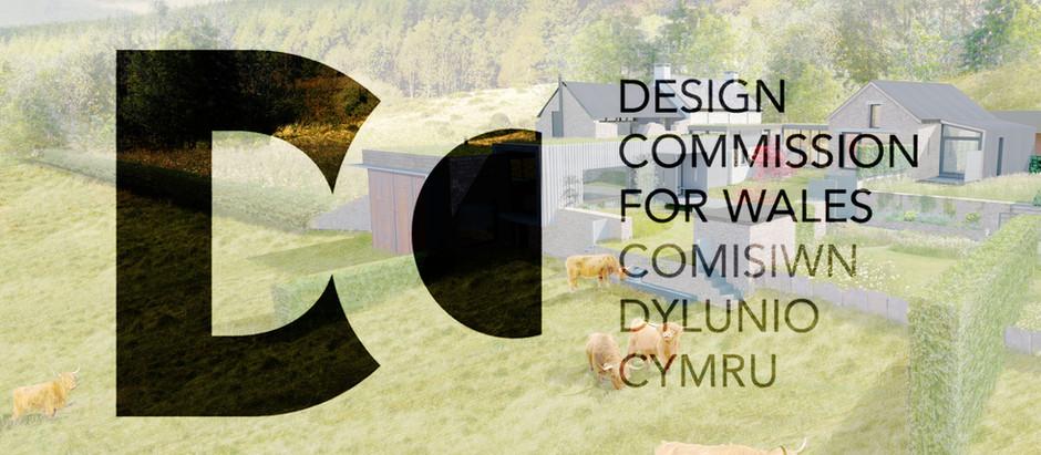 Design Commission for Wales pledges support for Box Bush development