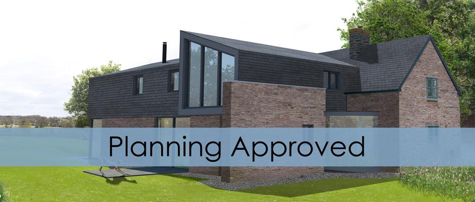 Upper Fernbreed -  Planning Approved