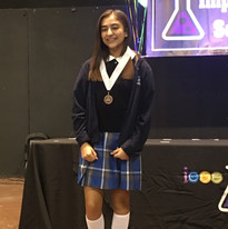 Mia Gutierrez - Winner!