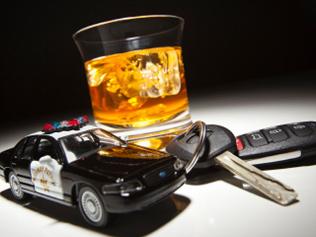 Alcohol and Other Drugs Don't Mix With Driving