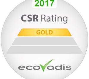 Lexmark wins fourth EcoVadis gold rating