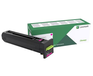 72K30M0 - CS820/CX820/CX825/CX860 Magenta Return Program Toner Cartridge