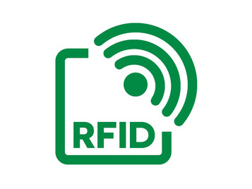 Color laser printers and MFPs with RFID programming