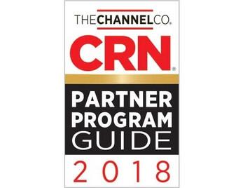 Lexmark Given 5-Star Rating in CRN's 2018 Partner Program Guide