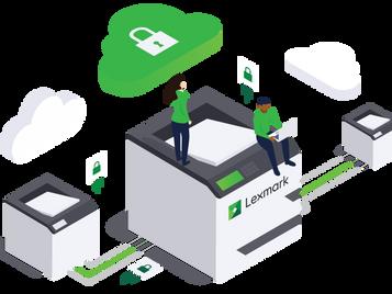 Lexmark推出雲服務解決方案組合