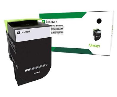 70C80K0 - 708K Black Return Toner Cartridge