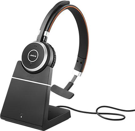 Jabra Evolve 65 連充電座 (單耳式)