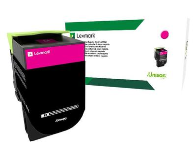 80C8HM0 - 808HM Magenta High Yield Return Toner Cartridge
