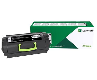 52D3X00 - 523X Black Extra High yield Return Toner Cartridge