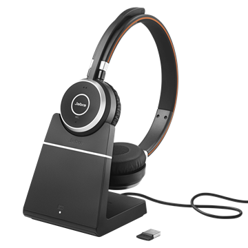 Jabra Evolve 65 incl. charging stand (Stereo)