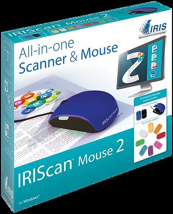 IRIScan™ 滑鼠 2