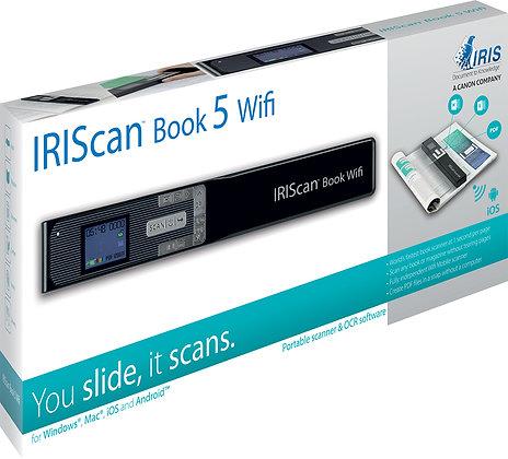 IRIScan™ Book 5 Wifi [CUHK]