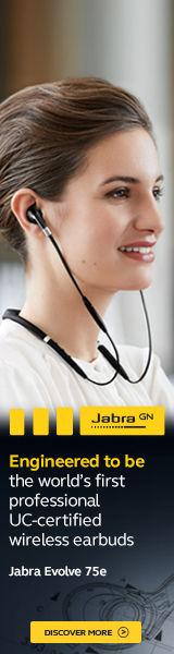 世界首個獲得專業 UC 認證的無線耳塞