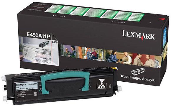 E450A11P - Lexmark E450 Return Program Toner Cartridge