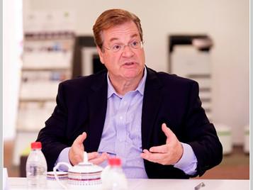 專訪Lexmark全球CEO Rich Geruson先生
