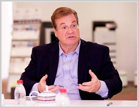 利盟全球总裁兼CEO Rich Geruson先生