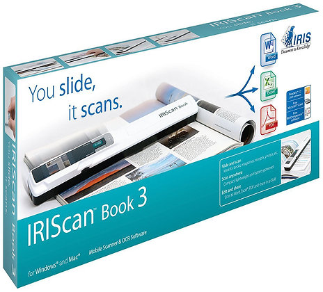IRIScan™ Book 3