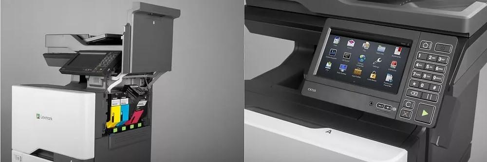 無需擔心打印機在處理多種不同文檔時的性能表現