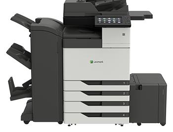 Lexmark 利盟92系列A3彩色單功能鐳射打印機及多功能鐳射打印機新產品上市