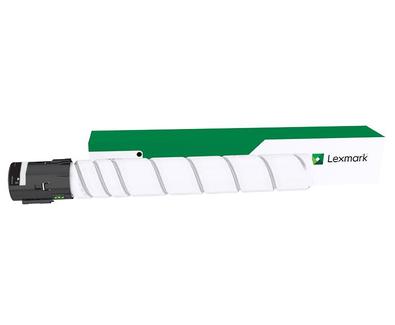 54G0H00 - MS911 Black High Yield Toner Cartridge