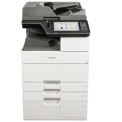Lexmark MX912dxe 多功能黑白鐳射打印機