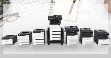 Lexmark Introduces New Generation of Mid-Range Monochrome Products